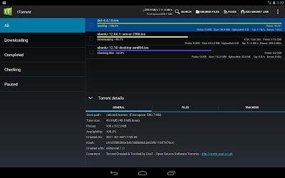 Android tTorrent Pro Torrent Client 1.1.2.1 apk » post image
