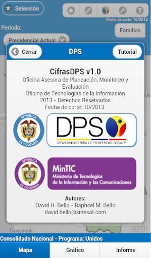 Cifras DPS