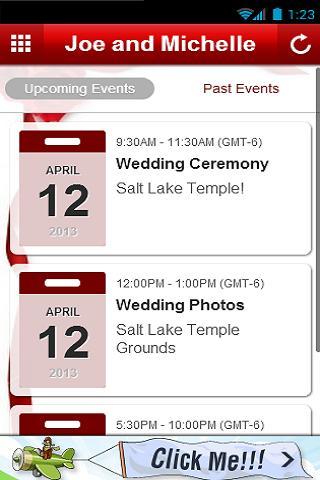 【免費社交App】Joe & Michelle Wedding-APP點子