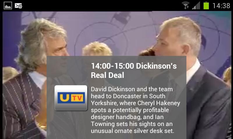 iBox Live TV Ireland- screenshot