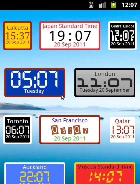 10 Best Free Weather Widgets For Android in