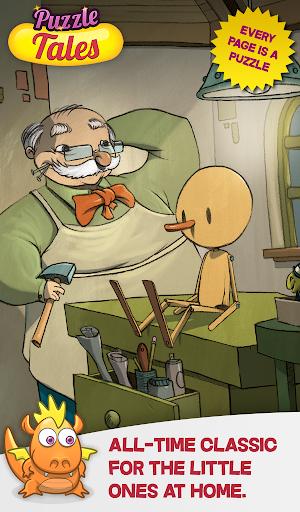 Pinocchio Jigsaw Tale