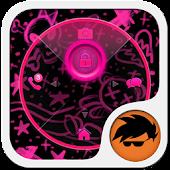 Emo Pink Locker