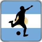 Real Football Player Argentina icon