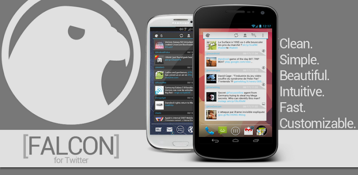 Falcon for Twitter (Beta)