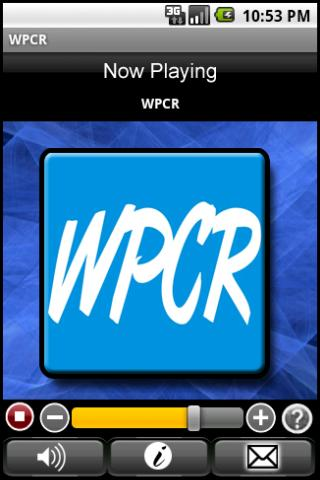 WPCR - screenshot