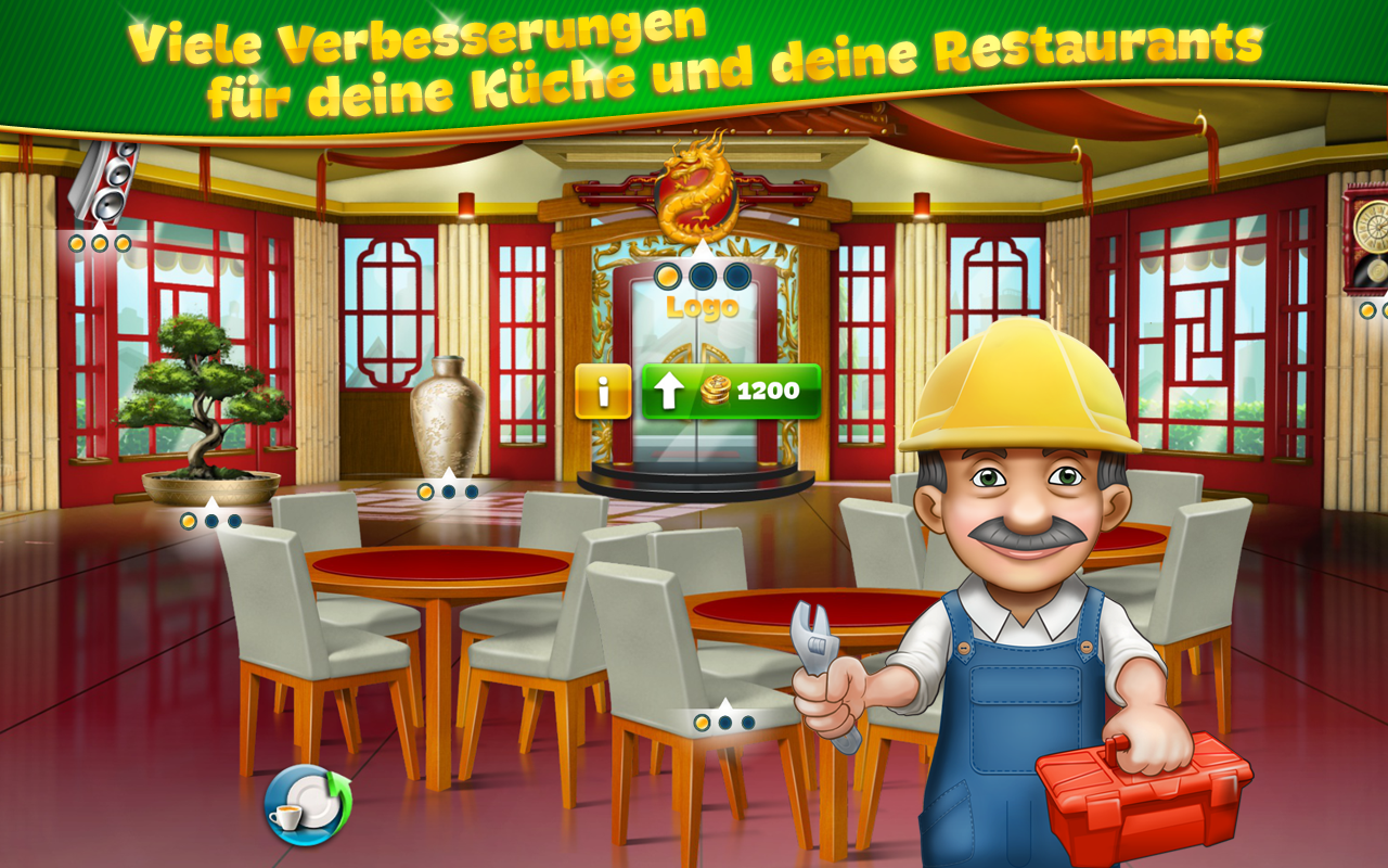 Fast Food Burger Cooking Games