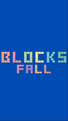 Blocks Fall