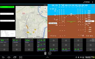 Screenshot of InertialNav