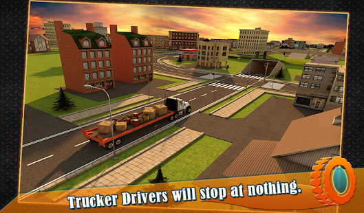 Transport Trucker 3D- screenshot thumbnail