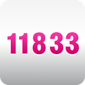 11833 Anruferkennung icon
