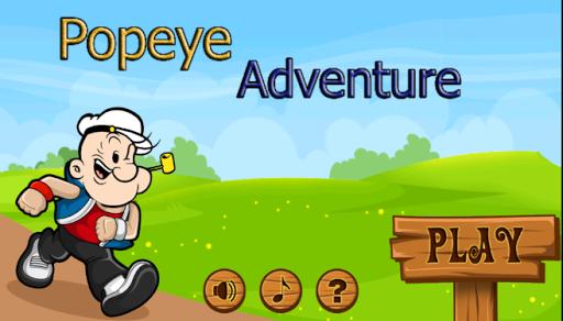 Pop eye Adventure