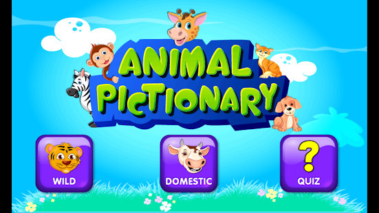 Animal Pictionary