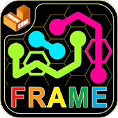 Hexic Flow - Color Frames