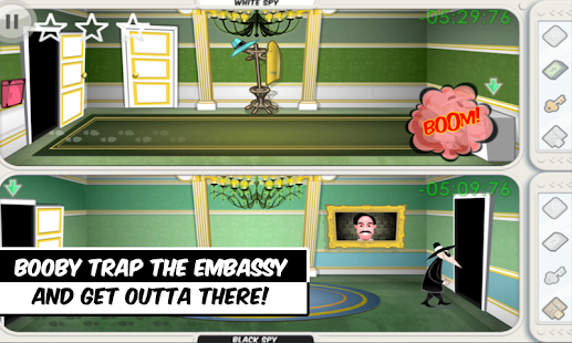 Spy vs Spy Screenshot 5