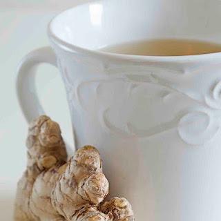 The Best Lemon and Ginger Tea.