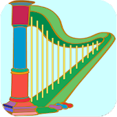 Toddlers Harp