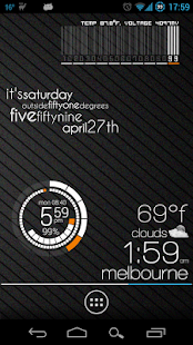 Zooper Widget Pro - screenshot thumbnail