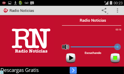 Radio Noticias Web- screenshot thumbnail