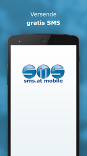 sms.at mobile - gratis SMS - screenshot thumbnail