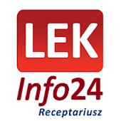 LEKInfo24 Receptariusz