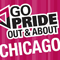 GoPride Chicago: Out and About logo