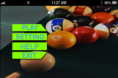 Crazy Snooker Master - screenshot