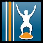 Virtual Trainer Bosu Ball icon