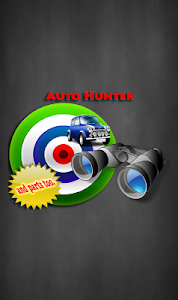 Auto/Parts Hunter - Craigslist v2.0