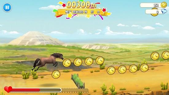 7 Horse Haven World Adventures App screenshot