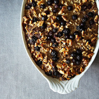 Heidi Swanson's Baked Oatmeal.