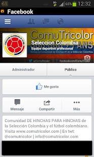 Comunidad Tricolor- screenshot thumbnail