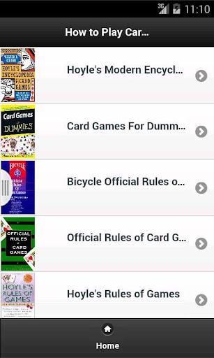 How to Play Card Games