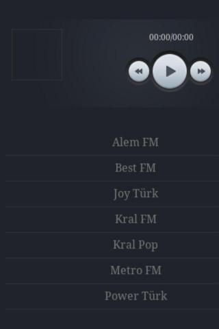 Radyo Dinle v1.0