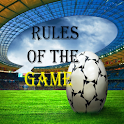 Rules Of Football (Soccer) logo