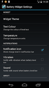 Battery Booster Pro + Widget - screenshot thumbnail