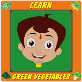 Learn GreenVegetablesWithBheem