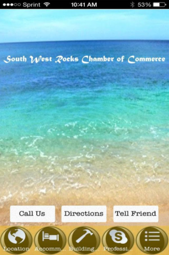 【免費商業App】South West Rocks-APP點子
