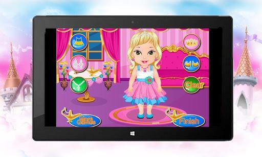 Bayi Princess Merawat Permaina 1.0.7 screenshots 4