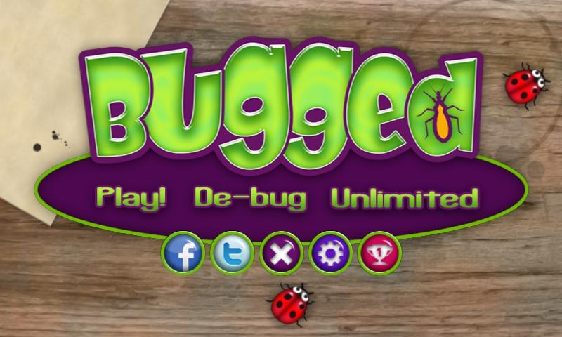 Bugged Lite - screenshot