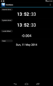 ClockSync v1.2.4