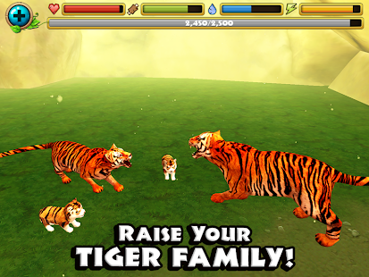 Tiger Simulator- screenshot thumbnail