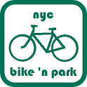 NYC Bike 'n Park logo
