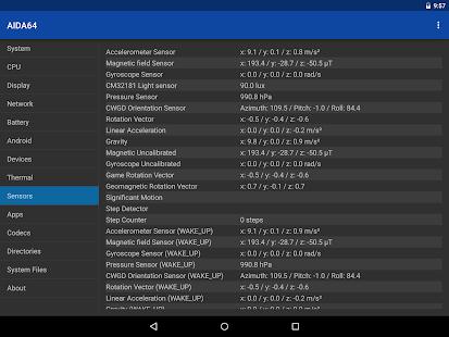 AIDA64 Screenshot 16