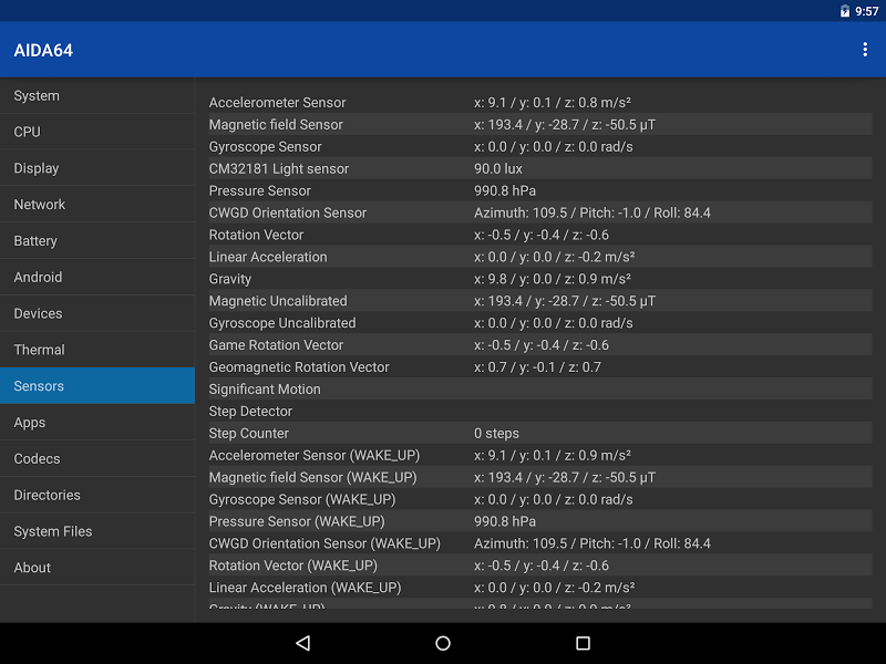 AIDA64 Screenshot 15
