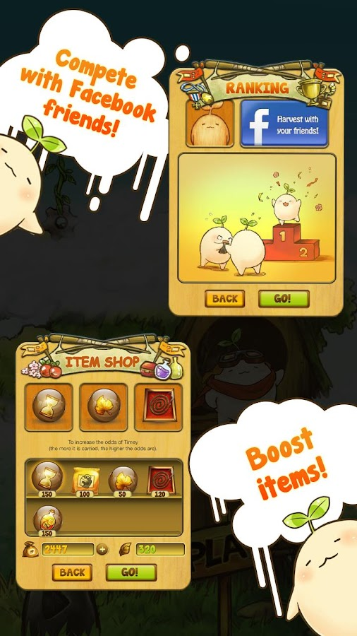 Mandora- screenshot