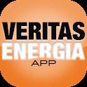 Veritas Energia App gas e luce icon