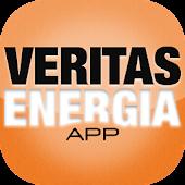 Veritas Energia App gas e luce