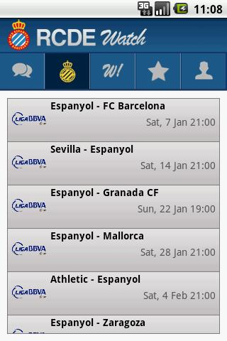 RCDE Watch! - screenshot