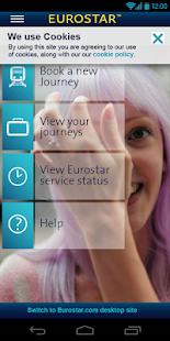 Eurostar Trains - screenshot thumbnail